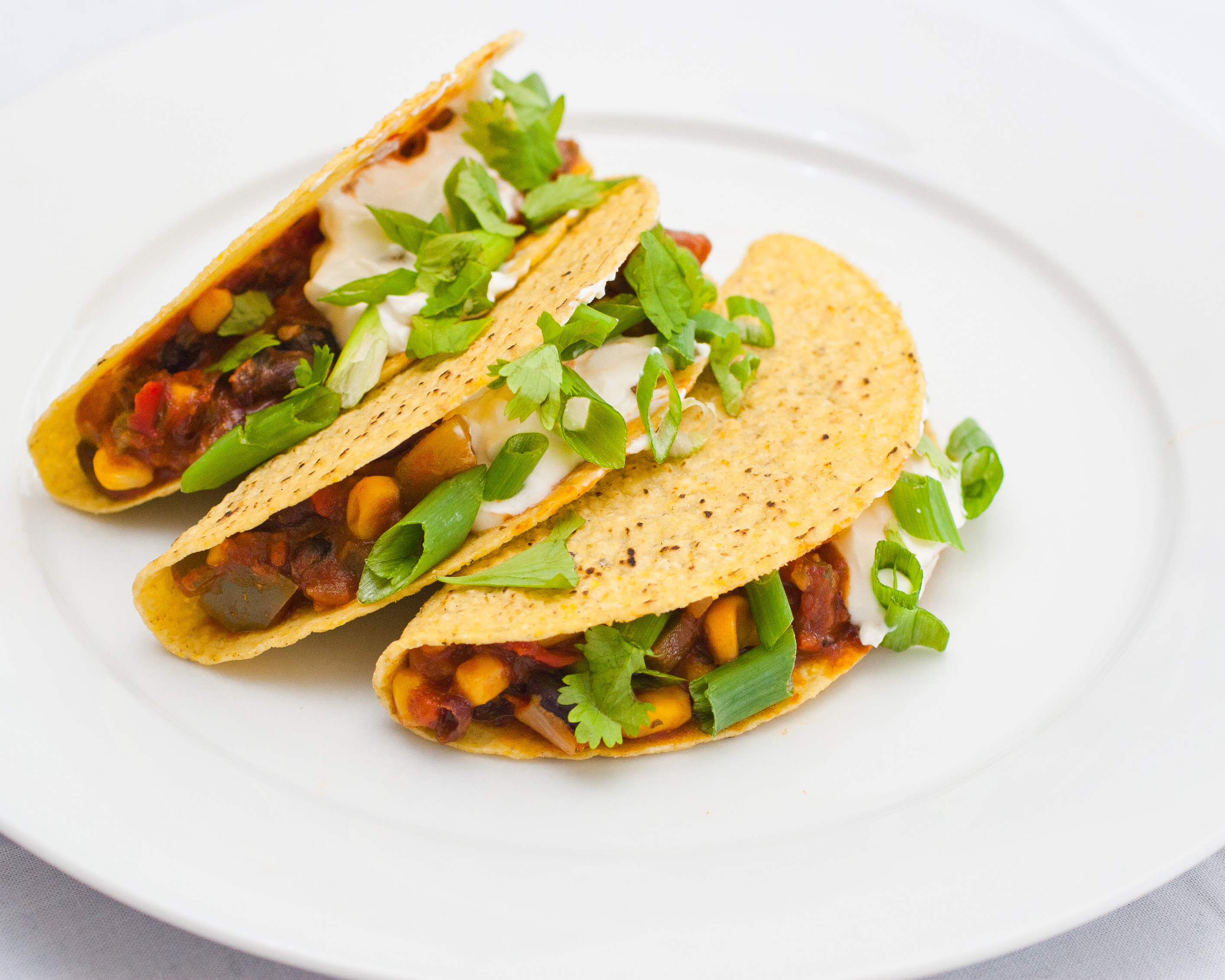 Veggie Tacos Recipes — Dishmaps
