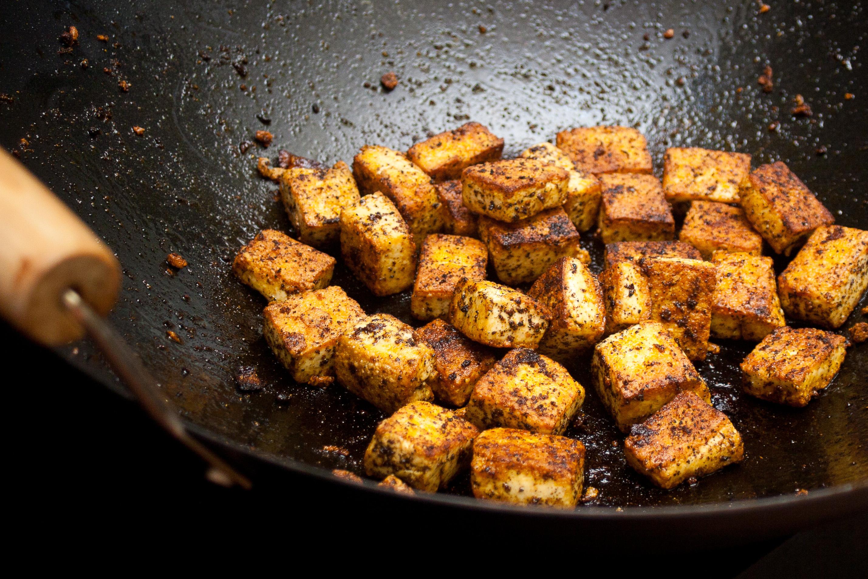 Seasoned Tofu Recipes — Dishmaps
