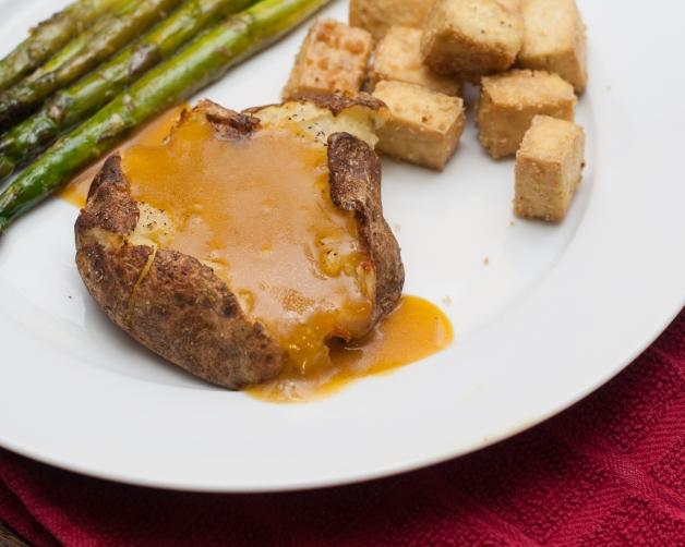 Vegan Gluten-Free Brown Thanksgiving Gravy
